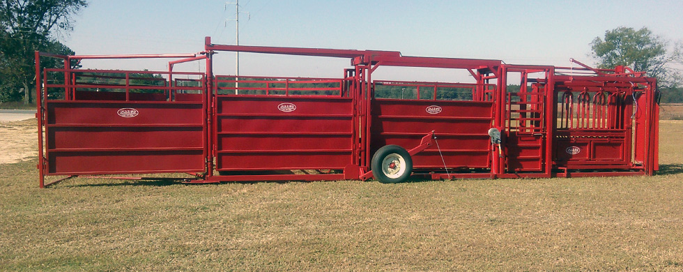 Cattle Equipment at Specialty Sales Company