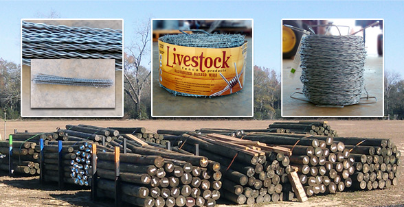 cattle fencing supplies