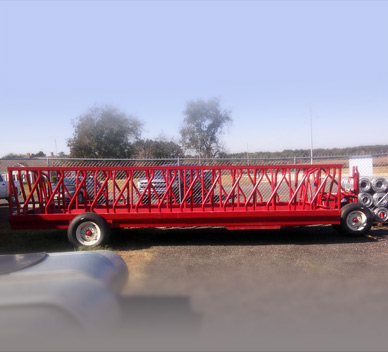 cattle feeder wagon